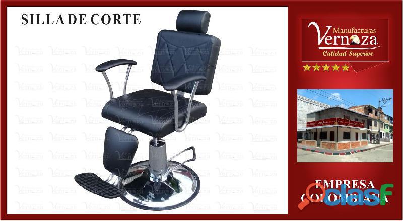11 bella silla de corte hidraulica