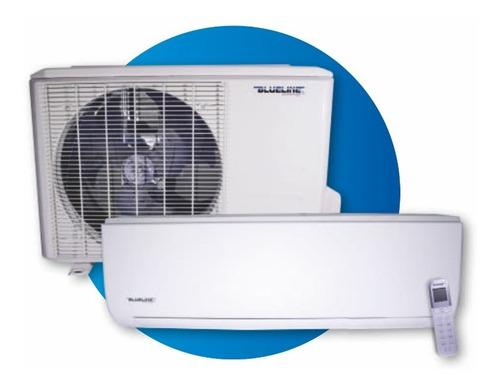 Aire acondicionado convencional minisplit blueline 36.000btu