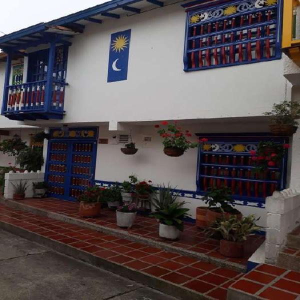 Casa hermosa en guatape