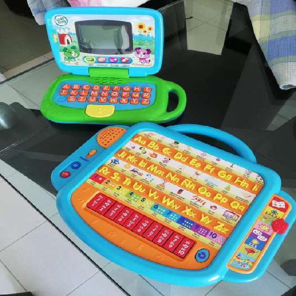 Combo computadoras infantiles