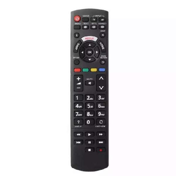 Control panasonic smart tv