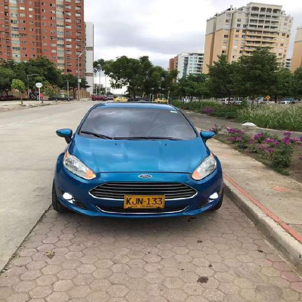 Ford fiesta titanium full mod 2014