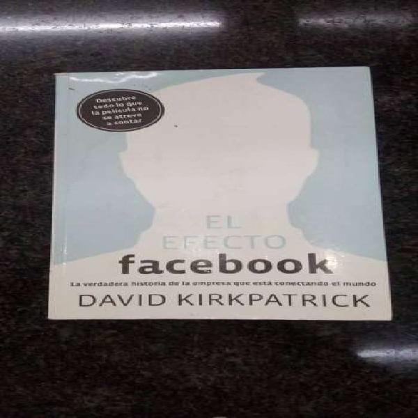 Libro el efecto facebook. original