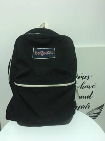 Maleta jansport negra