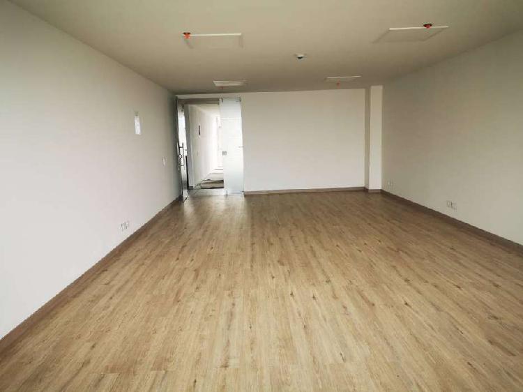 Oficina nueva en arriendo, multiplaza el cable, piso 10,