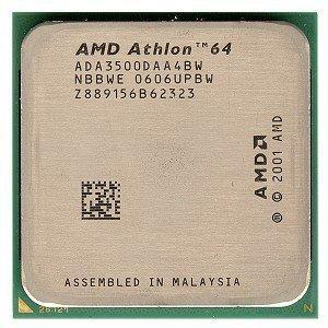 Procesadores de cpu amd athlon 64 3500+ 22 ghz socket 939 cp