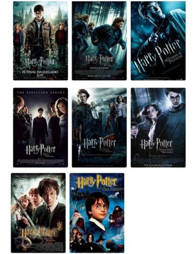 Saga harry potter peliculas completas ultra hd 4k 2160p