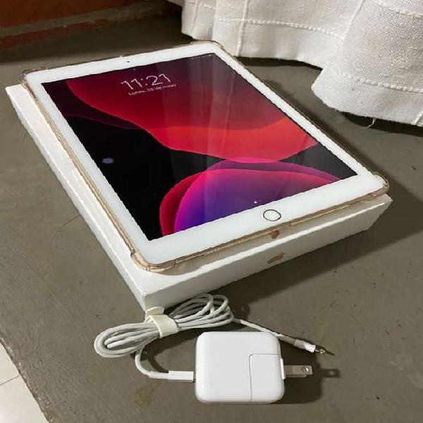 Se vende ipad 6ta generación de 128 gb, garantía hasta