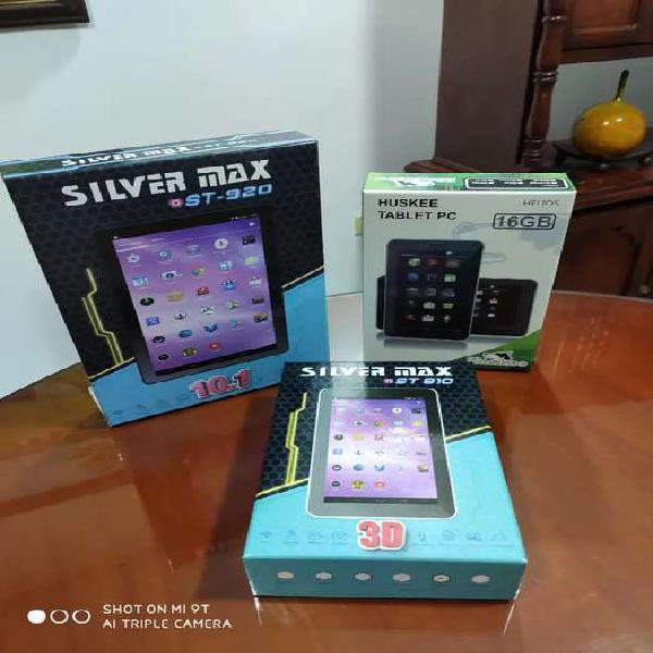 Se venden tablets nuevas