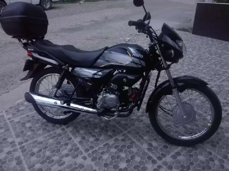 Vendo moto honda hero 2019