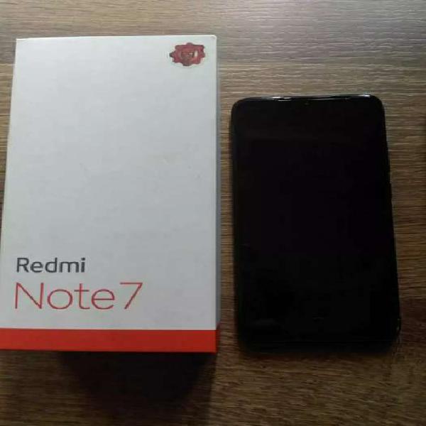 Xiaomi redmi note 7 64gb 4 ram