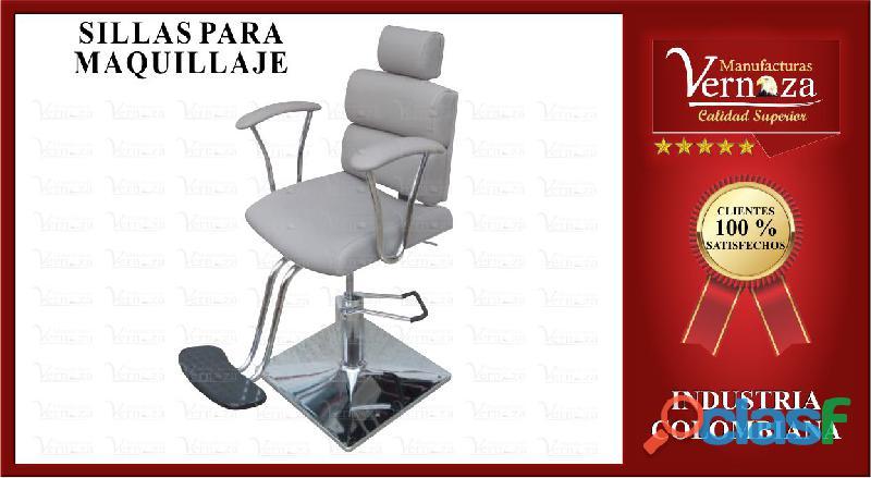Silla reclinable para peluqueria color que desees