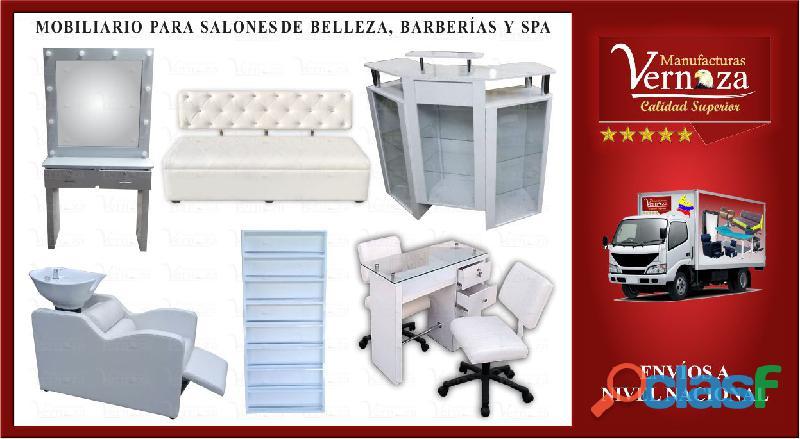 1 fabricamos de muebles de calidad para tu peluquería, barbería y spa