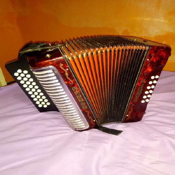 Acordeon rey vallenato personalizado