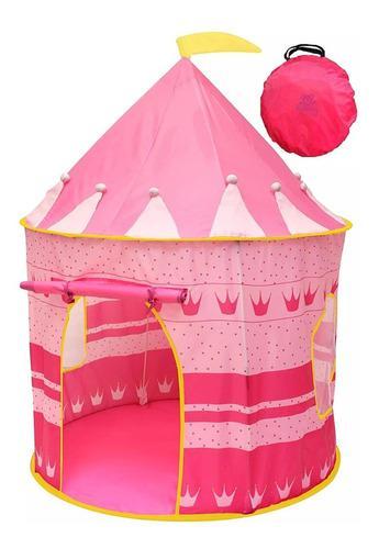 Camping castillo carpa casa para niños y niñas