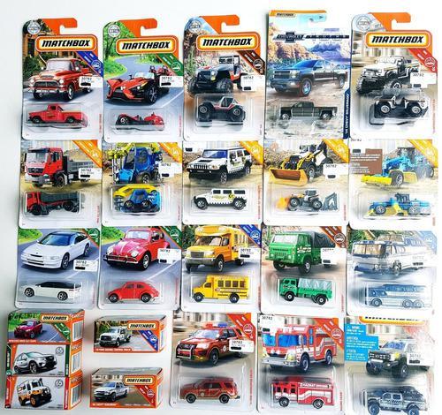Carros, camiones o camionetas a escala