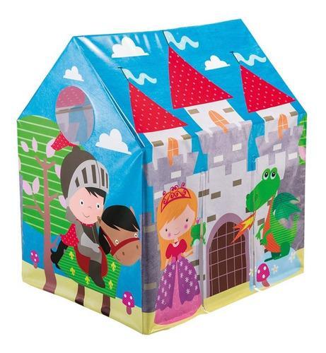 Castillo Casita De Juegos Para Niños Y Niñas Juguete Casa