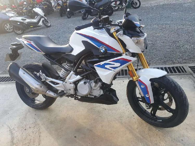 Ganga vendo cambio linda moto bmw 2019