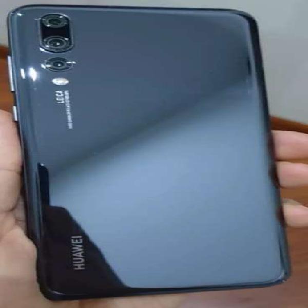 Huawei p20 pro 128g 6g de ram cero detalles. precio