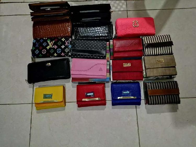 Monederos y billeteras