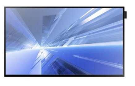 """Monitor industrial samsung 32"""" led"""