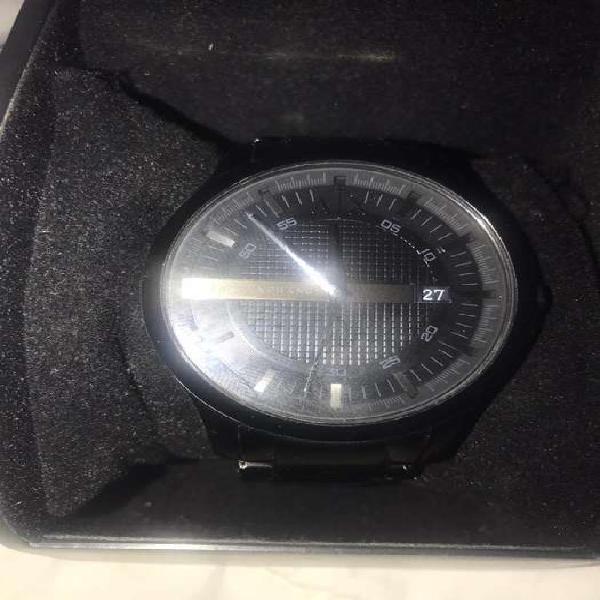 Reloj armani exchange original negro