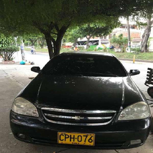 Se vende chevrolet optra modelo 2007 1.8v con 179.0000 km