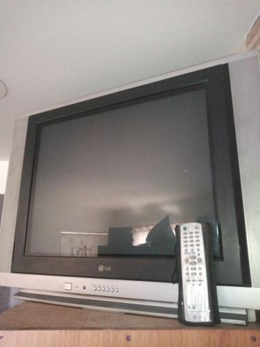 Televisor lg 29' convencional usado