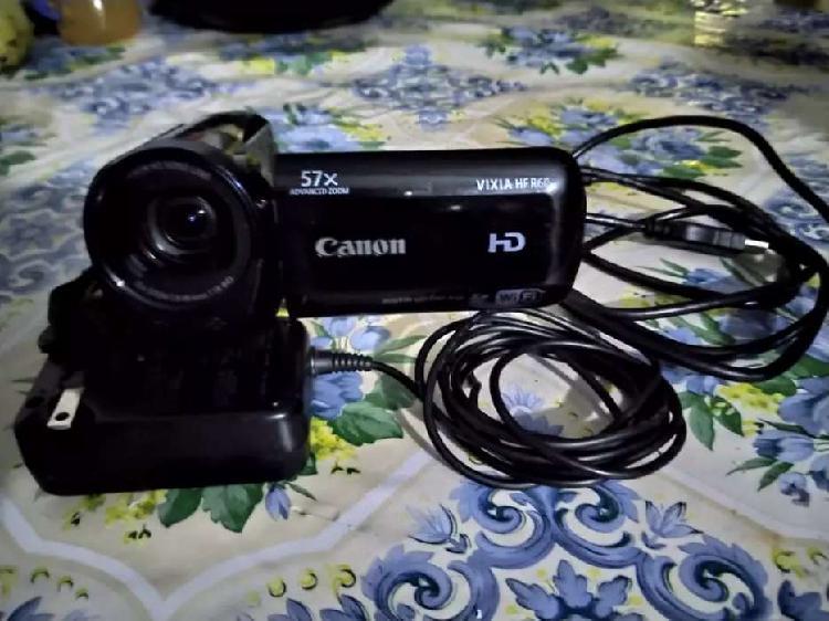 Vendo video camara marca canon
