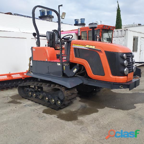 Tractor con orugas TitanT2 de Ferticampo