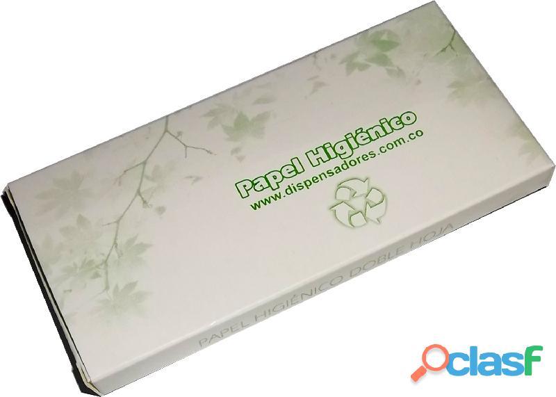 Papel Higiénico Empaque Individual para dispensador   Paquete X 100