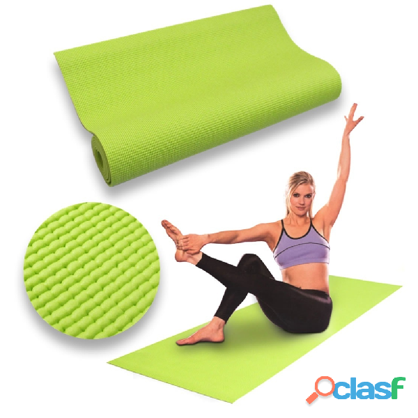 Tapete Para Yoga Fitness Alfombra Gym/mat Yoga