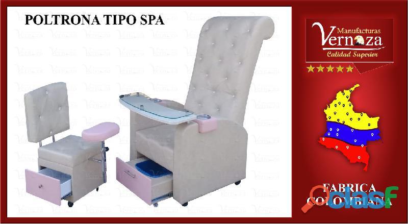 3 poltrona spa, calidad y comodidad a la vanguardia