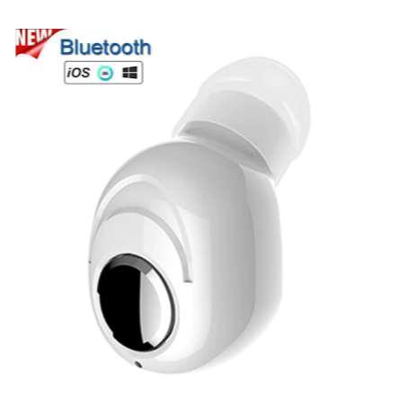 Audífono bluetooth mini manos libres de larga duración