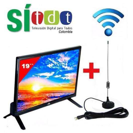 Antena tdt para tv smart