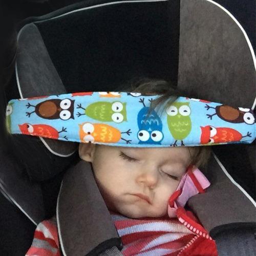 Arnes para soporte cabeza y cuello bebes para silla carro