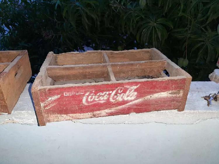 Canastas de coca cola