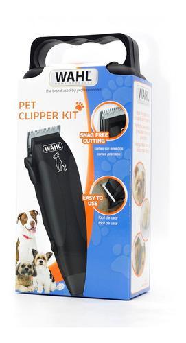 Kit wahl pet corte pelo canina perro mascota