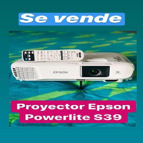 Proyector power lite s39