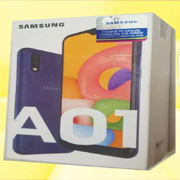 Samsung a01 nuevo <<<