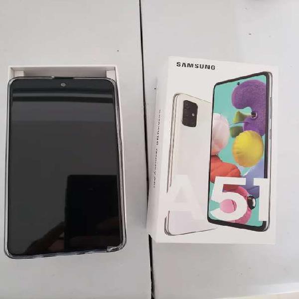 Vendo celular samsung galaxi a51 - nuevo
