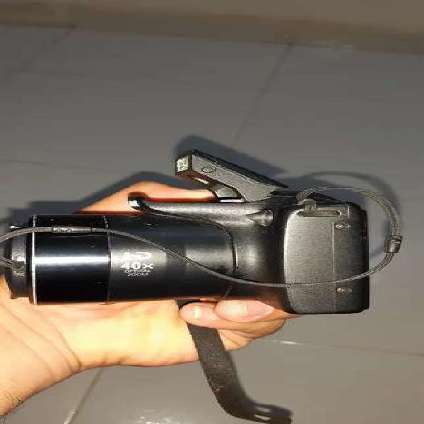 Vendo cambio cámara cañón sx410is buen estado