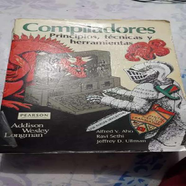 Vendo libro de compiladores