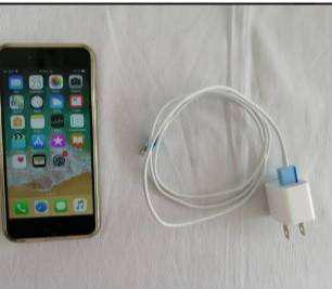 Iphone 6 - 64 gb - color plata