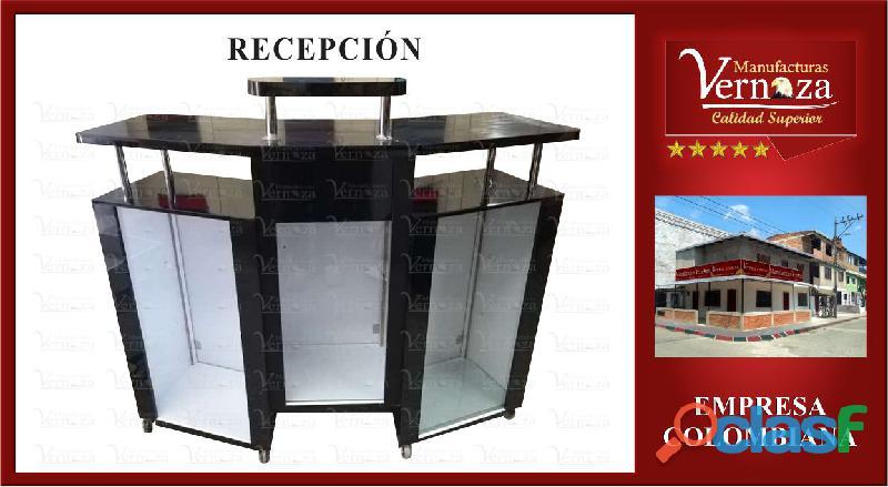 02 RECEPCION PARA SALONES DE BELLEZA Y MAS