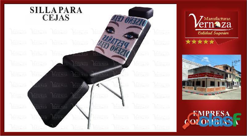 11 silla para depilacion de cejas, mv
