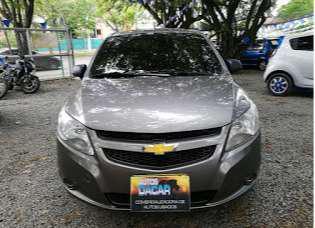 Chevrolet sail ls modelo 2016