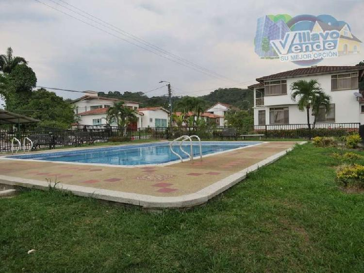 Casa campestre en condominio vía acacias _ wasi1111709