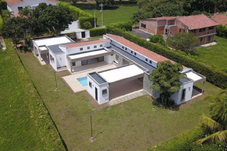 Casa campestre en venta en jamundi la morada