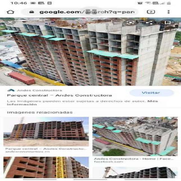 Cedo proyecto de apartamento parque central